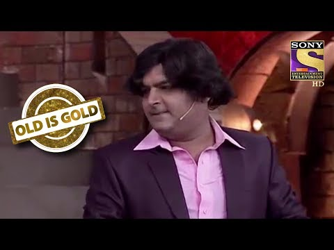 Kapil Does Not Give A Discount   Old Is Gold   Comedy Circus Ke Ajoobe