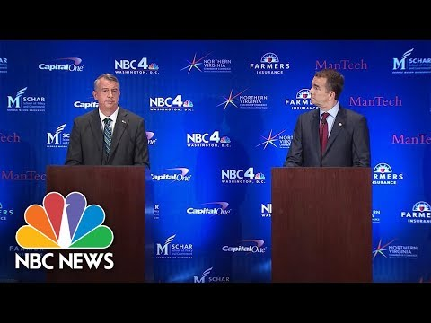 Confederate Monuments Become Flashpoint At Virginia Governor Debate   Meet The Press   NBC News