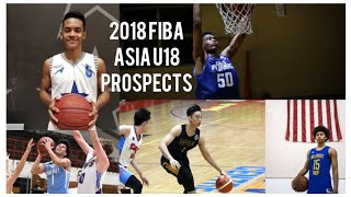5 Players that can help Kai Sotto win it all in the FIBA Asia U18 Championships