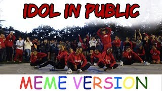 [K-pop in Public Challenge] BTS (방탄소년단) - IDOL(Feat. Nicki Minaj) Full Dance Cover by SoNE1