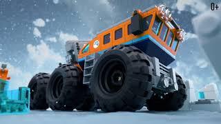 LEGO® City - Arctic Mobile Exploration Base 60195 – Arctic Expedition