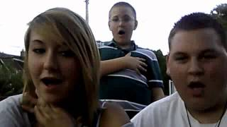 """""""singing"""" second to none by chris crocker . lol . epic fail !!!!"""