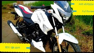 Download #Taking delivery of RTR 180 ABS 2019 model/full