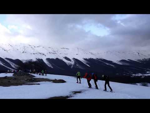 Preview video Tramonto da Passo San Leonardo