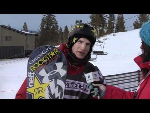 Chas Guldemond Interview at 2011 Grand Prix