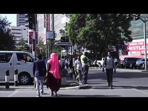 NAIROBI CBD - see what happens on 'dis shreetz!'