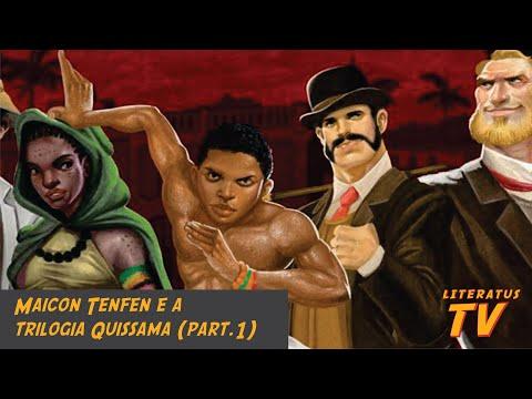 Maicon Tenfen e a trilogia Quissama (part.1)