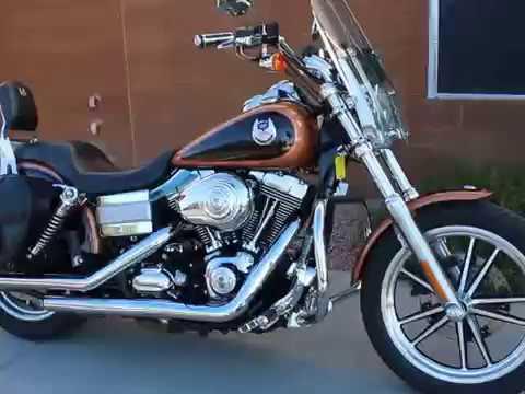 2008 Harley-Davidson Dyna® Low Rider® in Kingman, Arizona