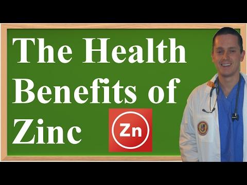 Video The Health Benefits of Zinc