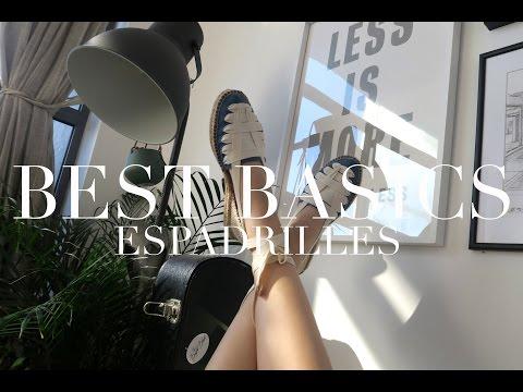 Testing Basics | Espadrilles