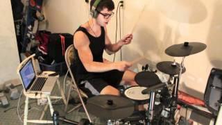 Cat Rats - Drum Cover - Skrillex