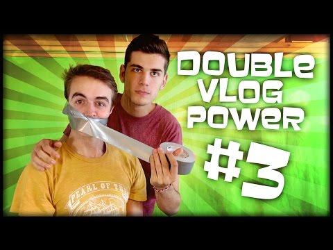 Double Vlog Power 3 - Vládci Světa