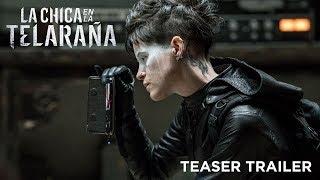 LA CHICA EN LA TELARAÑA   Teaser tráiler subtitulado (HD)