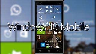 סיקור מלא מהניסיון שלי עם Windows 10 Mobile