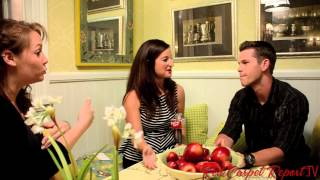 Ryan Lane on set with ABC Family's #SwitchedatBirth @RyanLane1123