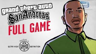 GTA San Andreas - Full Game Walkthrough in 4K