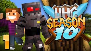 Minecraft Cube UHC Season 10: Episode 1
