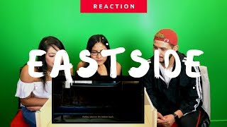 Benny Blanco, Halsey, & Khalid | Eastside (Official Video) Reaction | The Millennial Chisme