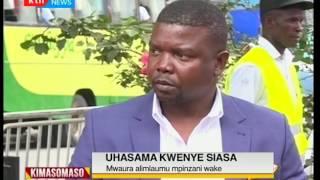 Uhasama kwenye siasa-Mwanasiasa kwa chama cha Jubilee Isaac Mwaura: Kimasomaso pt 1
