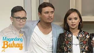 Magandang Buhay: John and his children's message for each other