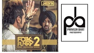 Music Album Cover Shoot with Jazzy B