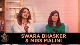 'Social Media Star with Janice' E07: Swara Bhasker & Miss Malini
