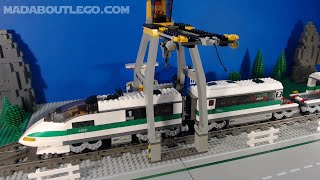 LEGO World City Cargo Crane 4514