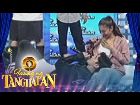 Tawag ng Tanghalan: JaDine spreads