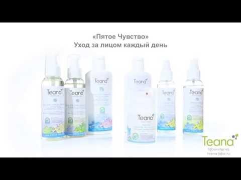 «P1» Мицеллярная очищающая пенка для нормальной, сухой и чувствительной кожи  (Персик и шиповник) - TEANA