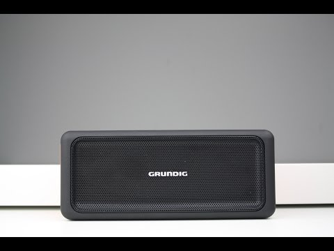 Grundig BlueBeat GSB 120 - Review deutsch