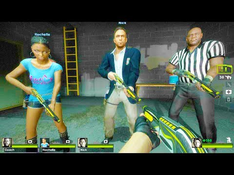 Left 4 Dead 2 - Deadly Dispatch Custom Campaign Gameplay Walkthrough