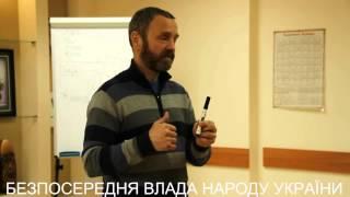 Сергей Данилов в Славянске 09.12.2013
