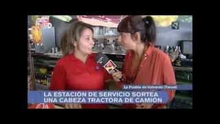 preview picture of video 'YoParaSerFelizQuieroUnCamion.com - Aragón Televisión - Aragon en abierto 21/09/2012'