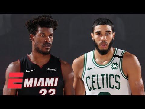 Max Kellerman on Heat vs. Celtics series: Erik Spoelstra's coaching & Jayson Tatum's development
