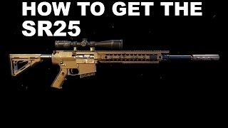 Ghost Recon Wildlands How To Get The SR25 Sniper Rifle
