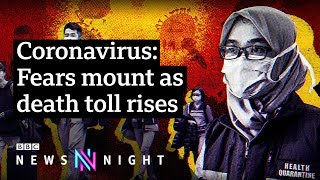 Coronavirus: What is it and should we be worried? - BBC Newsnight