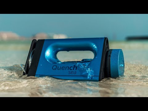 QuenchSea: Turn Seawater into Freshwater-GadgetAny