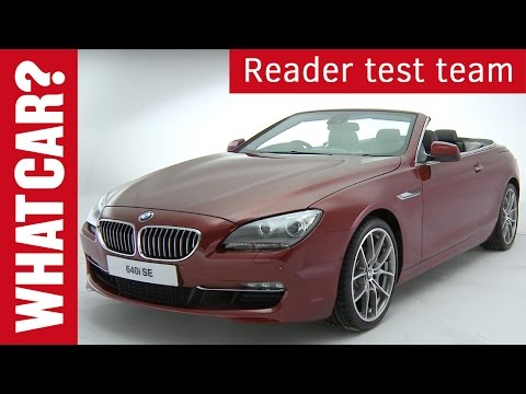 2011 BMW 6 Series customer review - What Car?