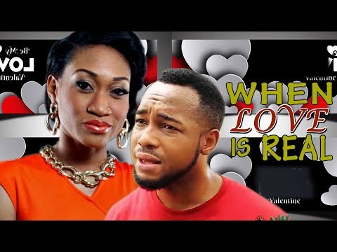 When Love Is Real - 2018 Latest Nigerian Nollywood Movie Full HD