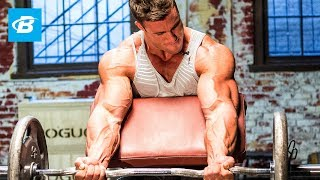 Calum Von Moger's Old School Bodybuilding Arms Workout | Armed and Ready by Bodybuilding.com