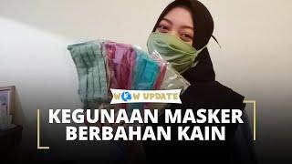 Dokter Paru-paru RSUP Persahabatan Ungkap Kegunaan Masker Kain dan Perawatannya