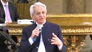 Benny Hinn - CNN interview   Funeral Pope John Paul II