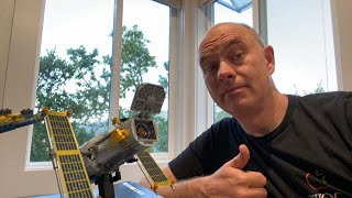 LEGO Space Shuttle Build Part 2