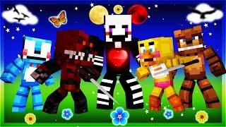 Minecraft - FNAF World 2 - KILL THE ANIMATRONICS?