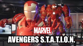 MARVEL'S AVENGERS S.T.A.T.I.O.N - London Highlights