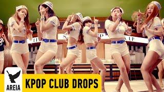 KPOP Sexy Girl Club Drops Vol. III Sep 2015 (AOA SNSD) Trance Electro House Trap Korea