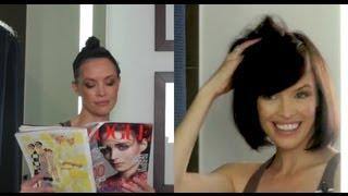 DIY Hair Color Guide: At-Home Natural Hair Dye For Brunettes - Dye Hair