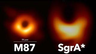 Veritasium: первые изображения чёрных дыр