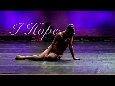 Maddie Ziegler Audio Swap- I Hope (Gabby Barrett)