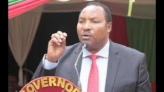 BREAKING NEWS: Police searching for Kiambu County governor Ferdinand Waititu and ten others